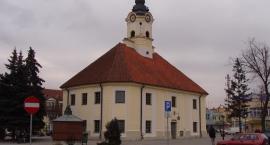 Remont ratusza w Bielsku Podlaskim