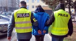 Piesze patrole na ulicach Bielska Podlaskiego