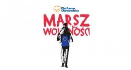 Błękitny Marsz Wolności - wyjazd z Bielska Podlaskiego