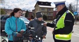 """""""Kręci mnie bezpieczeństwo"""" – akcja policji na ulicach Bielska Podlaskiego"""