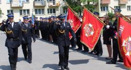 Jubileusz 25-lecia Państwowej Straży Pożarnej – powiatowe obchody Dnia Strażaka