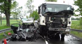 Wypadek we wsi Chraboły