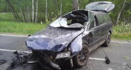 Śmiertelny wypadek w okolicach wsi Grabowiec