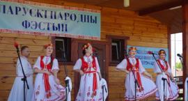 Białoruski festyn ludowy w Proniewiczach