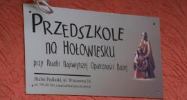 Przedszkole na Hołowiesku oficjalnie już działa