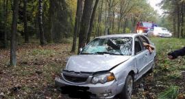 Wypadek na trasie Brańsk-Szepietowo