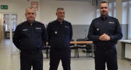 Wojciech Grabiel – nowy zastępca Komendanta Powiatowego Policji w Bielsku Podlaskim