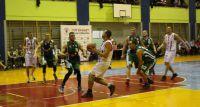 Tur Basket Bielsk Podlaski pokonuje Sokół Ostrów Mazowiecki