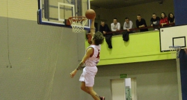 KKS Tur Basket Bielsk Podlaski 81:61 Polonia Warszawa