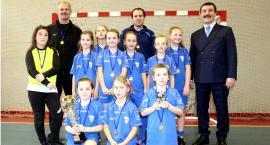 MOSiR Bielsk Podlaski wygrywa Halowy Turniej Piłki Nożnej Dziewcząt