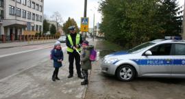 Bielska drogówka dba o bezpieczeństwo pieszych