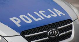 Bielsk Podlaski: ul. 11-go Listopada policja odbiera prawo jazdy kierowcy BMW