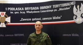 Andrzej Miszczuk – żołnierz obrony terytorialnej ratuje życie