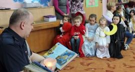 Akcja Cała Polska czyta dzieciom w Przedszkolu Nr 3 w Bielsku Podlaskim