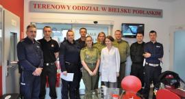 Bielscy strażacy i policjanci oddali krew w hołdzie Żołnierzom Wyklętym