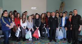 Młodzież Zapobiega Pożarom - konkurs wiedzy pożarniczej w powiecie bielskim