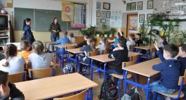 Bielska Policji z wizytą w Szkole Podstawowej nr 5