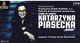 Stand-up Bielsk Podlaski: Katarzyna Piasecka