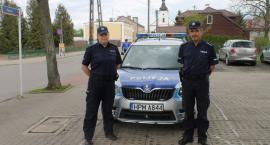 Policjanci uratowali 70-letniego mężczyznę