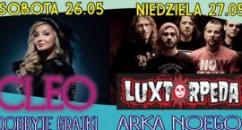 Dni Bielska 2018: Koncerty gwiazd – Arka Noego i Luxtorpeda