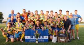 Tur Bielsk Podlaski wygrywa Podlaski Puchar Polski