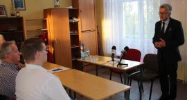 Stanisław Piotrowicz odwiedził Brańsk