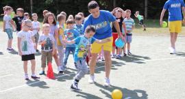 Piłkarze Tura spotykają się z najmłodszymi mieszkańcami Bielska Podlaskiego