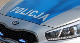 Wypadek w Haćkach – pijany rowerzysta wjechał pod koła busa