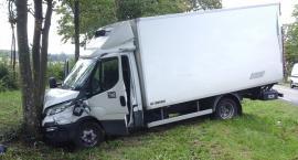 Andryjanki: Wypadek na DK 19 – ruch odbywa się wahadłowo