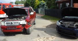 Wypadek w gminie Orla