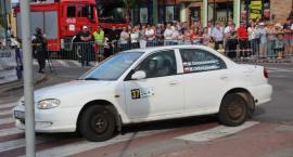3. Samochodowy Rajd przejechał ulicami Bielska Podlaskiego