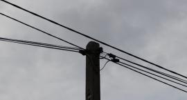 Przerwy w dostawie prądu we wsiach Miękisze i Łoknica