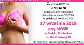 Bielsk Podlaski: Mammografia
