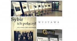 """Wystawa """"Sybir ich połączył - polscy zesłańcy w ZSRR w latach 1939-1956"""""""