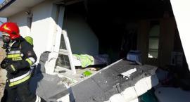 Wybuch gazu w gminie Bielsk Podlaski