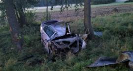 Boćki: Wypadek na DK 19 – zginęła kobieta