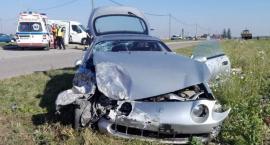 Brańsk: Wypadek na ul. Bielskiej