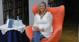 Spotkanie autorskie z Edytą Niewińską w Bibliotece