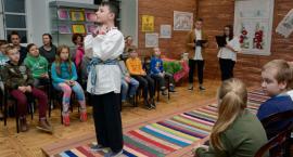 """Podsumowanie projektu """"Makatki i inne szmatki"""" w Muzeum w Bielsku Podlaskim"""