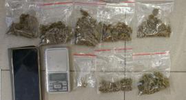 Bielsk Podlaski: Policja zabezpieczyła ponad 35 gram marihuany