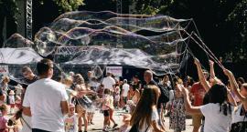 Dzień Baniek Mydlanych w Bielsku Podlaskim