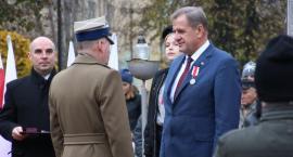 """Sławomir Snarski odznaczony medalem """"Za zasługi dla obronności kraju"""""""