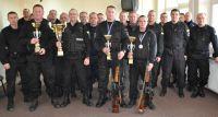 Sukces funkcjonariuszy KPP w Bielsku Podlaskim na zawodach strzeleckich instruktorów