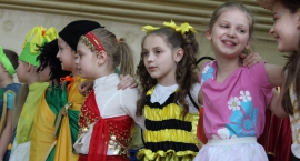 Powitanie wiosny w Zespole Szkół im. Adama Mickiewicza