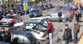 Samochodowy Rajd w Bielsku Podlaskim