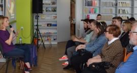 Spotkanie z Małgorzatą Prokopiuk w Miejskiej Bibliotece Publicznej