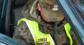 Ukrainiec posługujący się fałszywym dokumentem zatrzymany przez Podlaski Oddział Straży Granicznej