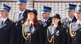 Odznaczenia i awanse w  Komendzie Powiatowej Państwowej Straży Pożarnej w Bielsku Podlaskim