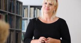Spotkanie z Moniką Sawicką w Miejskiej Bibliotece Publicznej