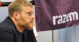 Adrian Zandberg w Bielsku Podlaskim - wywiad